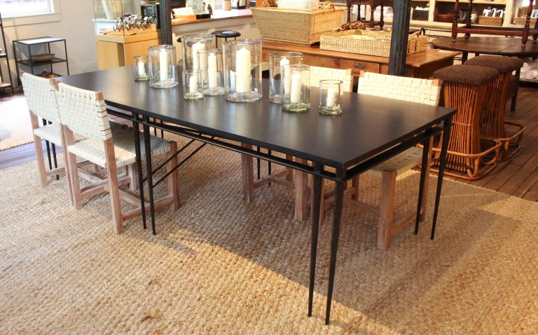 Custom-Made Minimalist Dining Table 9