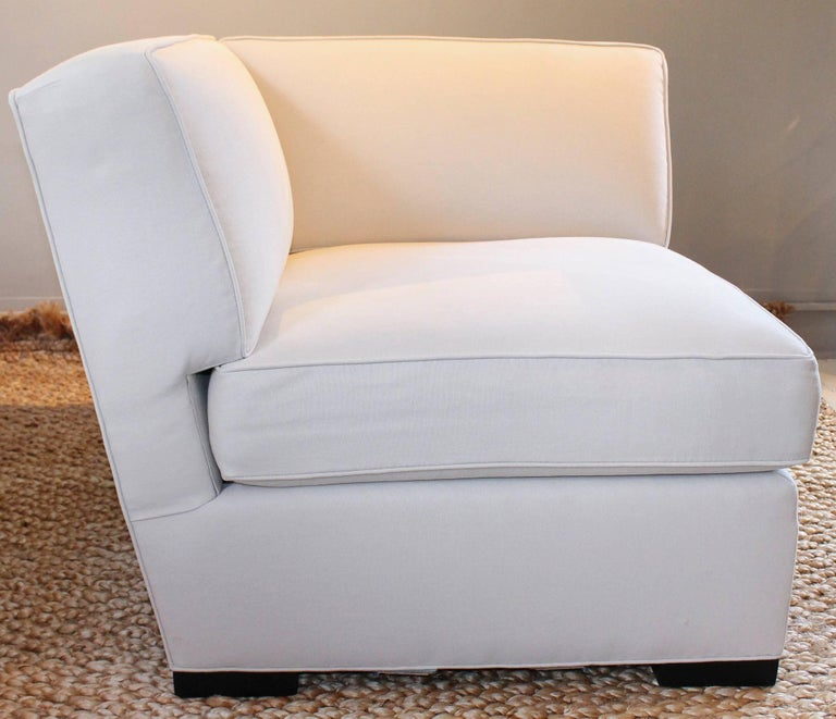 Donghia Loveseat In Good Condition For Sale In New Preston, CT