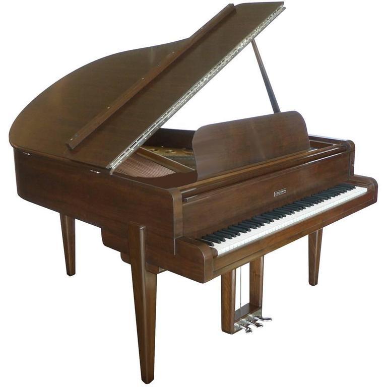 Streamline Moderne Steinway Piano by Walter Darwin Teague 2