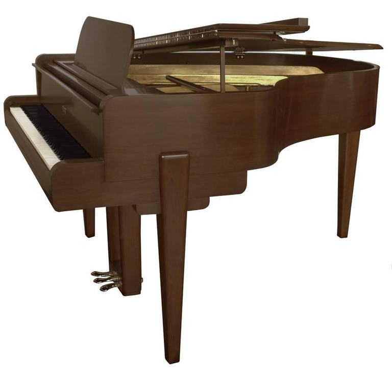 Streamline Moderne Steinway Piano by Walter Darwin Teague 3