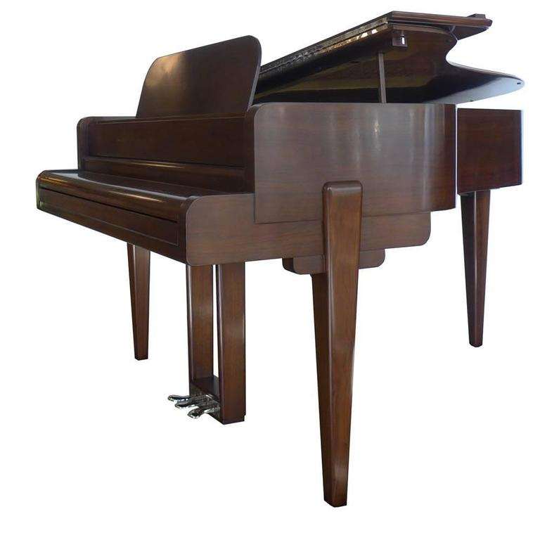 Streamline Moderne Steinway Piano by Walter Darwin Teague 4