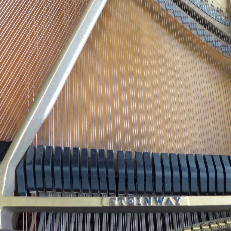 Streamline Moderne Steinway Piano by Walter Darwin Teague 6