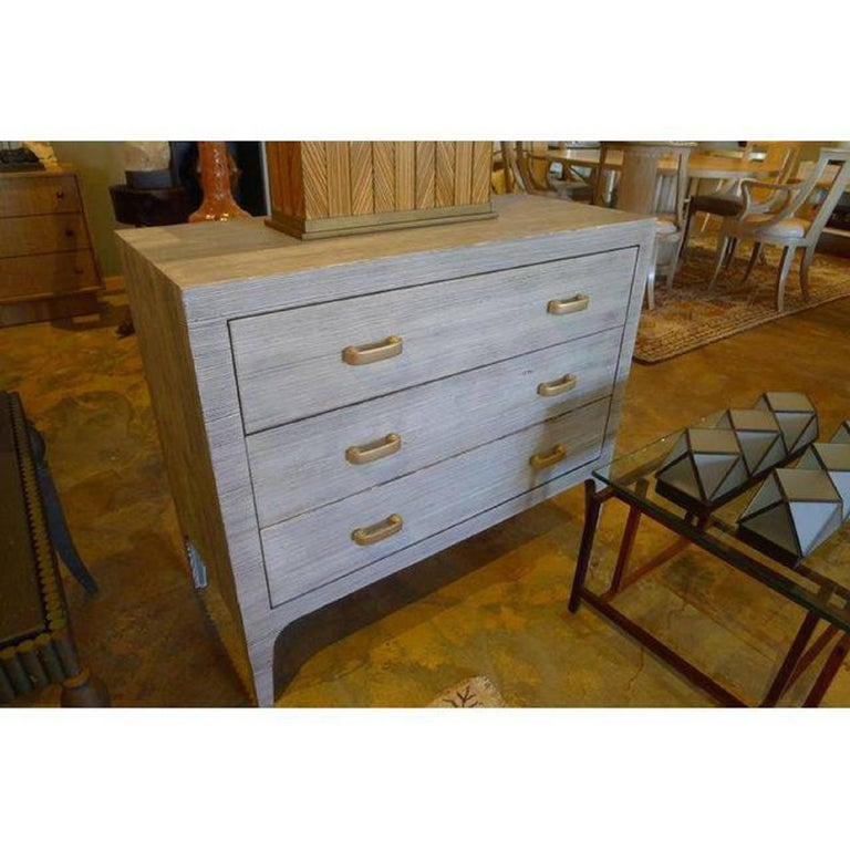 Paul Marra Distressed Fir Chest For Sale 2