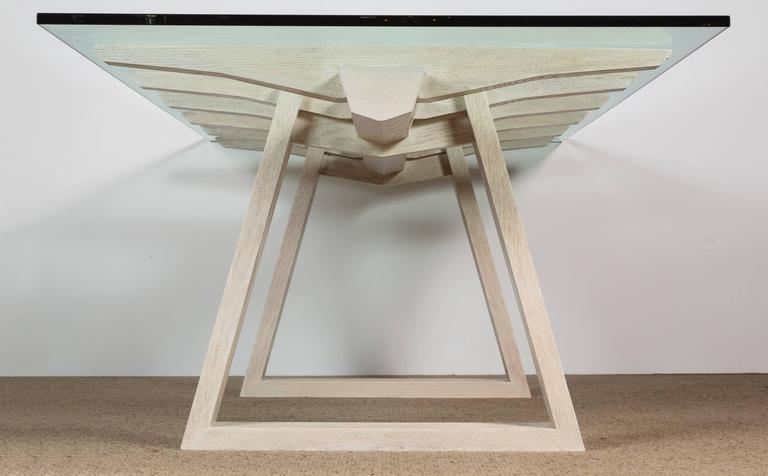 Modern Paul Marra Vertebrae Dining Table For Sale