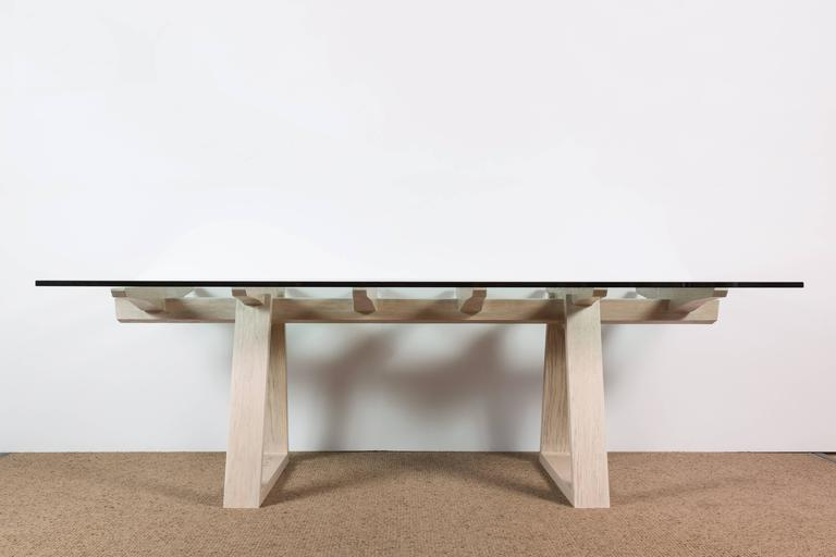 American Paul Marra Vertebrae Dining Table For Sale