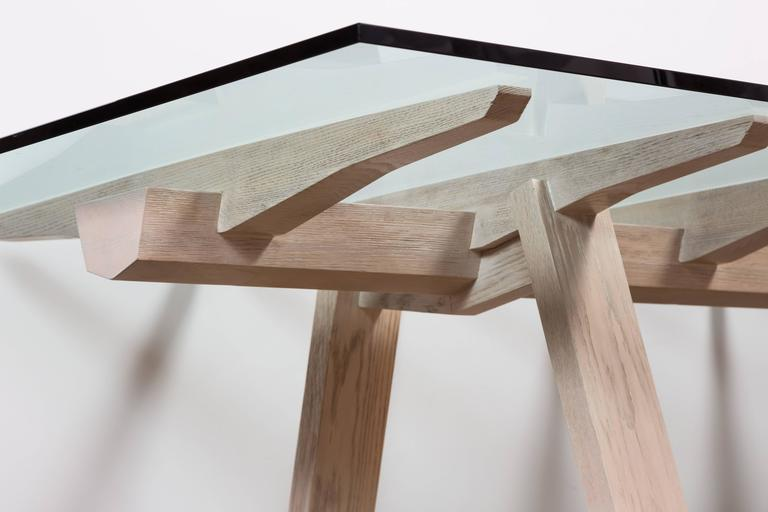 Paul Marra Vertebrae Dining Table In Excellent Condition For Sale In Los Angeles, CA