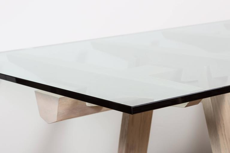 Contemporary Paul Marra Vertebrae Dining Table For Sale