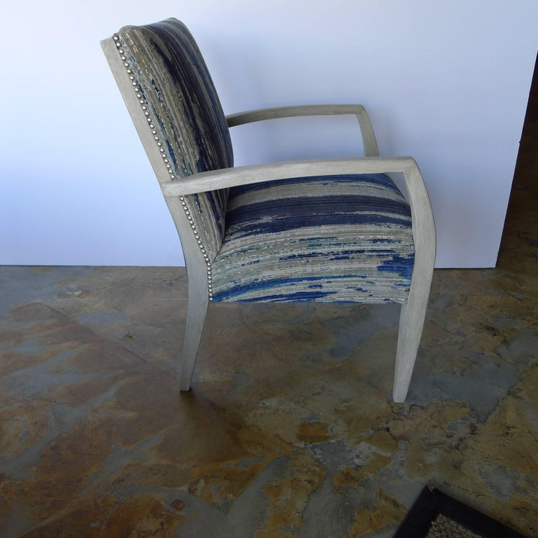 20th Century Mid-Century Lounge Occasional Chair Restored For Sale