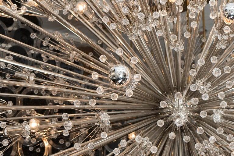 Tremendous Crystal E Sprit Sputnik At 1stdibs