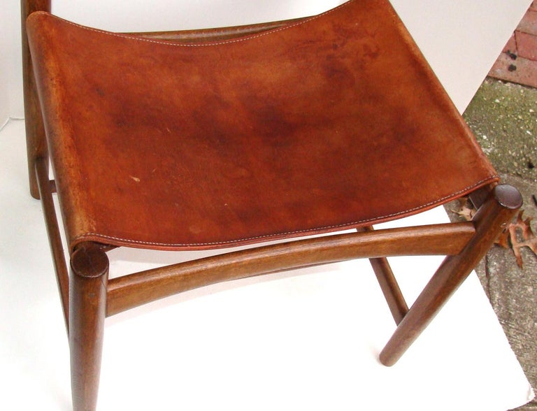 Borge Mogensen Chair Early Productioin For Sale 1