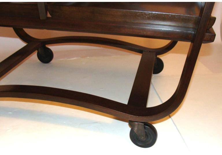 Edward Wormley Serving Cart for Dunbar 3