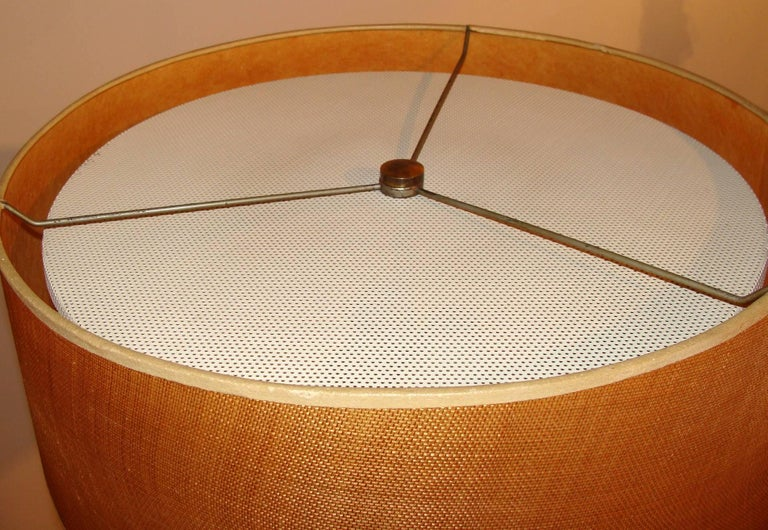 Lightolier Floor Lamp Gerald Thurston For Sale At 1stdibs