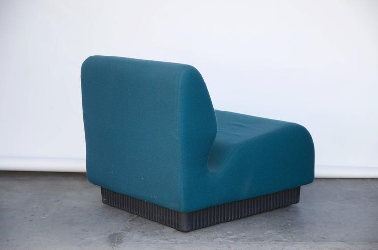 Upholstery Modular Settee by Don Chadwick for Herman Miller For Sale