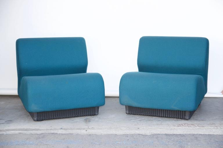 American Modular Settee by Don Chadwick for Herman Miller For Sale