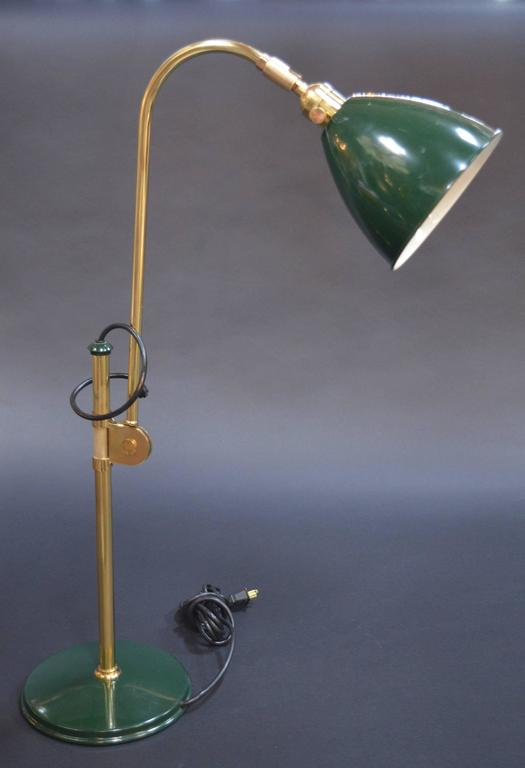Louis Baldinger Architectural Drawing Lamp At 1stdibs