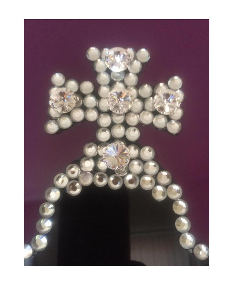 Contemporary Prince with Rhinestone Crown by Mauro Oliveira For Sale