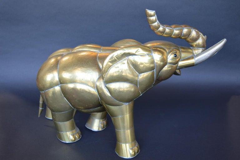 Sergio Bustamante Elephant In Excellent Condition For Sale In Los Angeles, CA