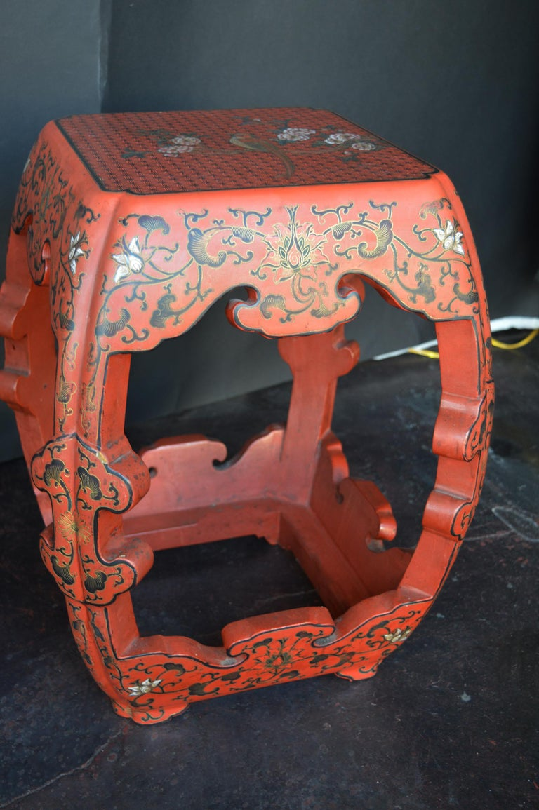 Set of Two Chinese Sidetables For Sale 3