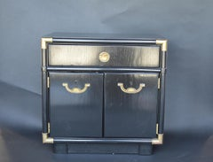 Pair of Hollywood Regency 1940'-50's Night Stands