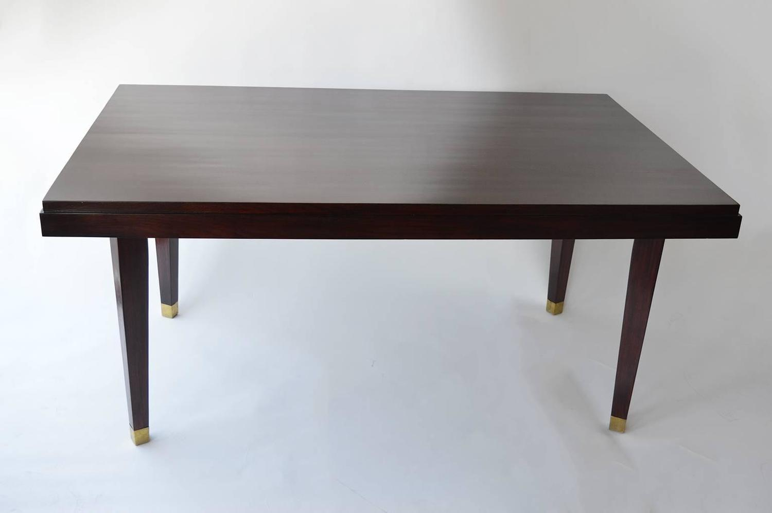 Mid Century Modern Dining Table at 1stdibs