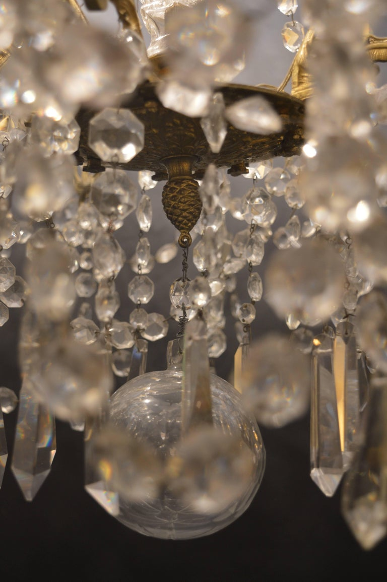 20th Century French Chandelier For Sale