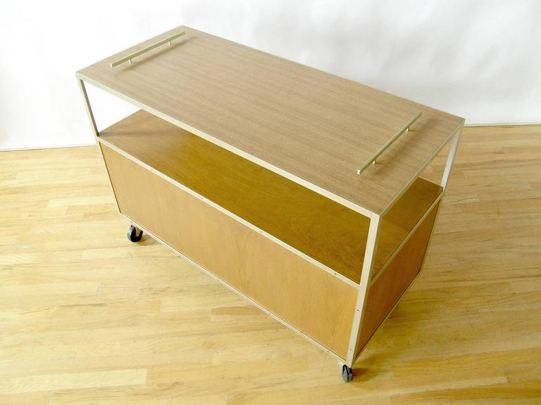 Mid-20th Century 1950s Serving Cart For Sale