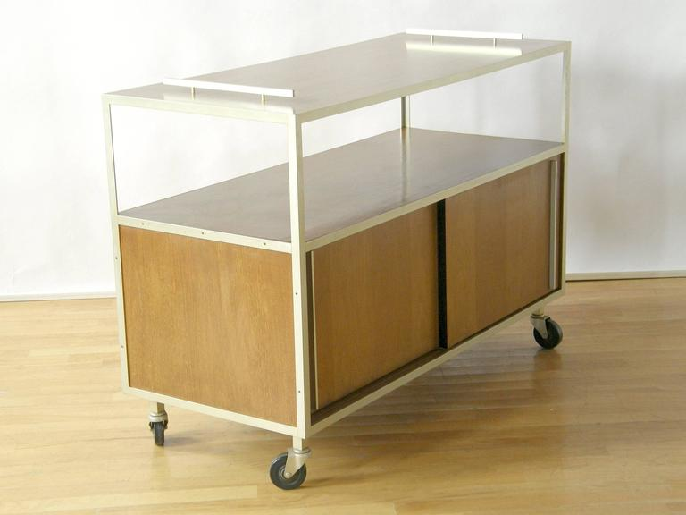 American 1950s Serving Cart For Sale