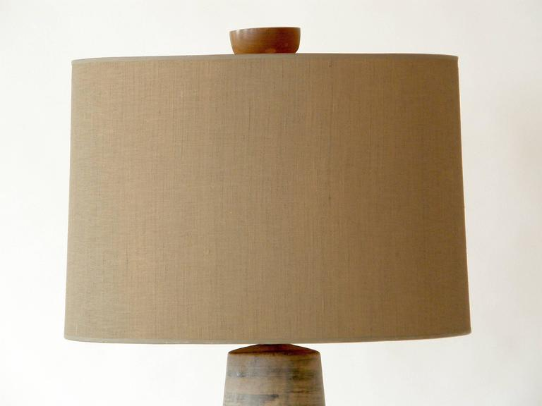 Mid-Century Modern Martz Table Lamp For Sale