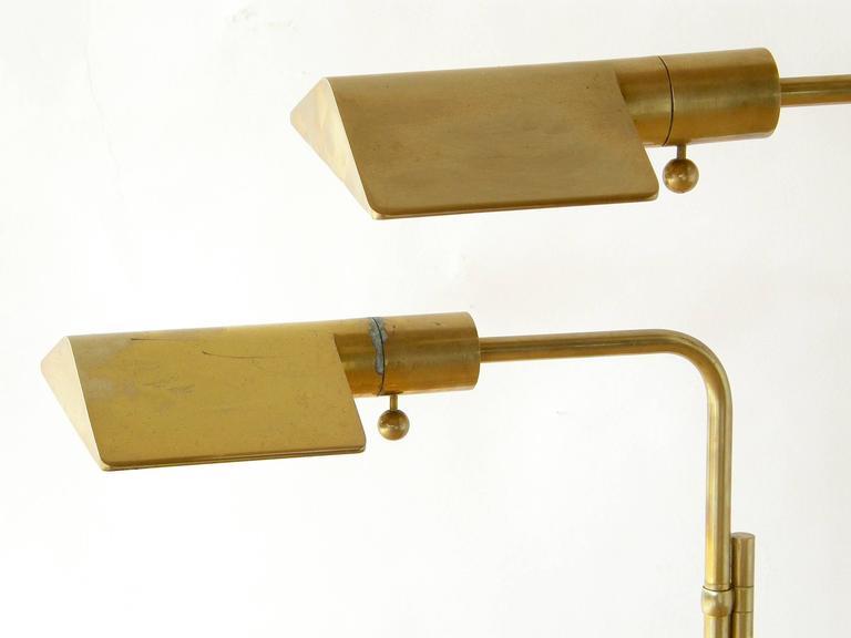 Pair of Adjustable Floor Lamps by Cedric Hartman 6