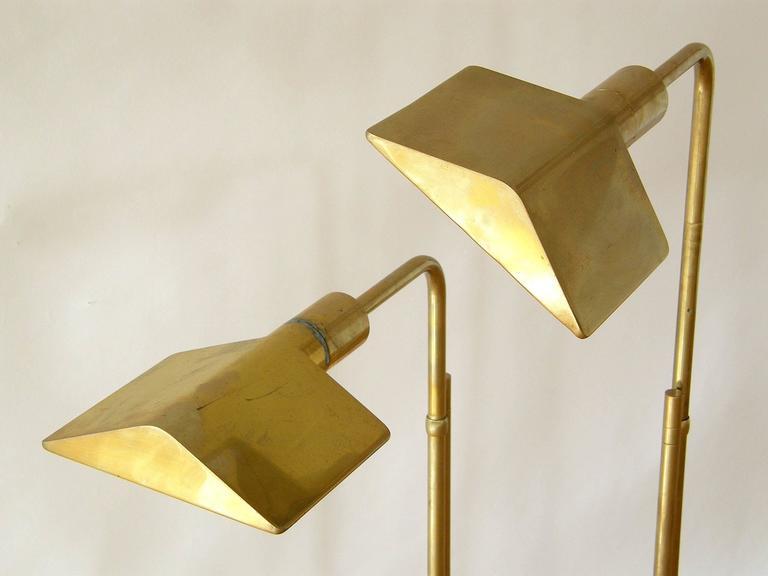 Pair of Adjustable Floor Lamps by Cedric Hartman 5