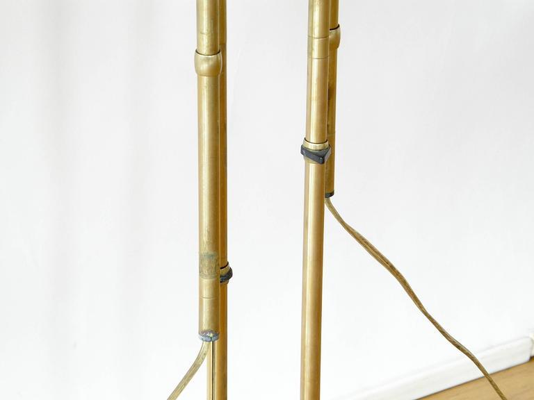 Pair of Adjustable Floor Lamps by Cedric Hartman 9