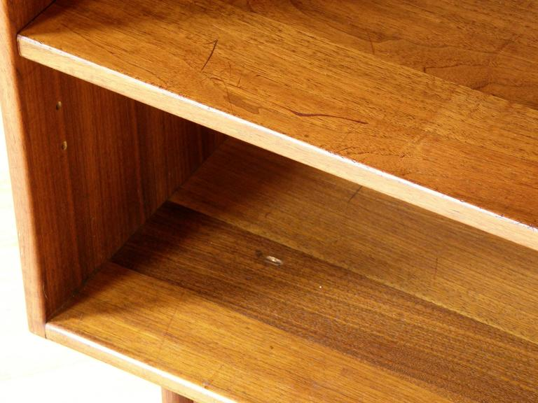 Jens Risom Bookcase with Drawers For Sale 3