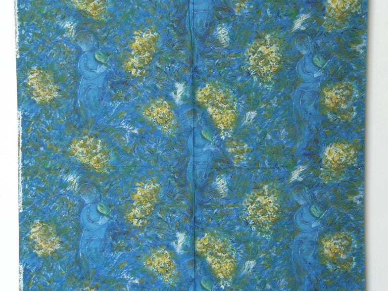 Marc Chagall Fabric 3