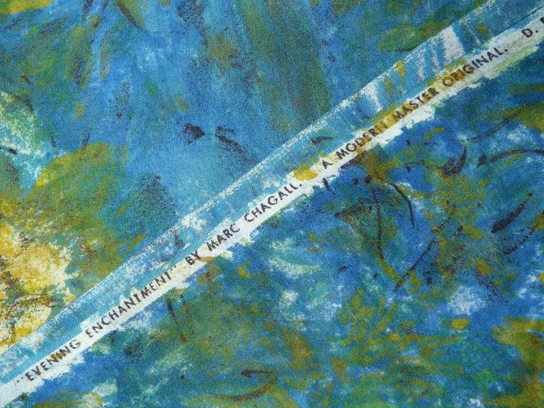 Marc Chagall Fabric 7