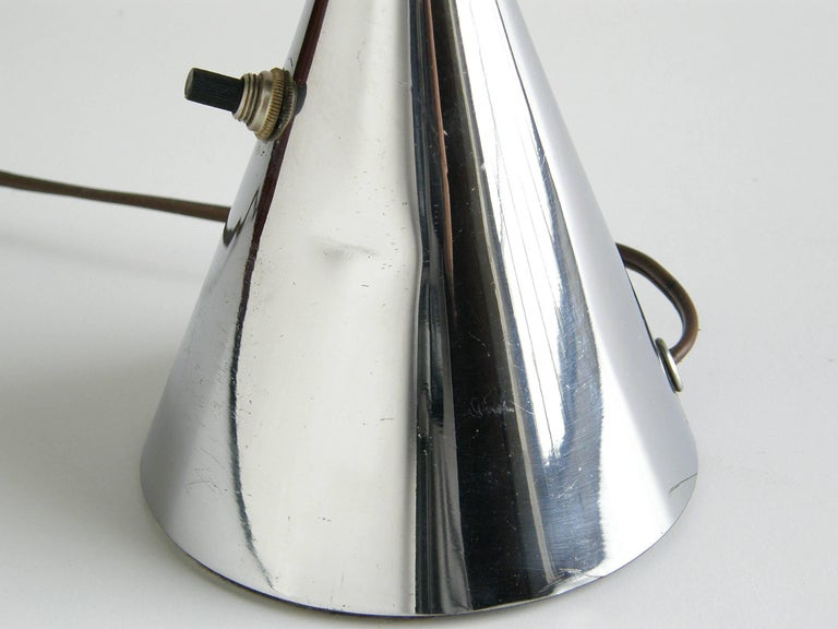 Harry Weese Gooseneck Lamp For Sale 2