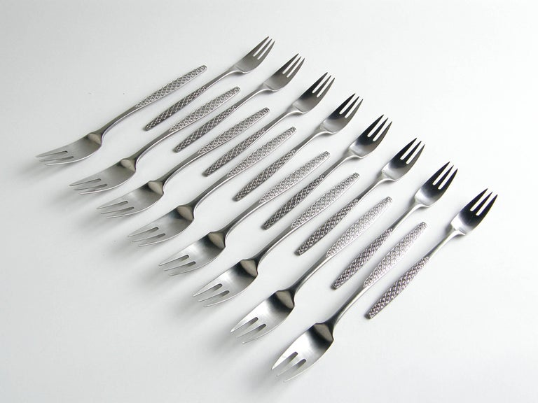 Dansk Variation iv Flatware Set, Service for Eight 3