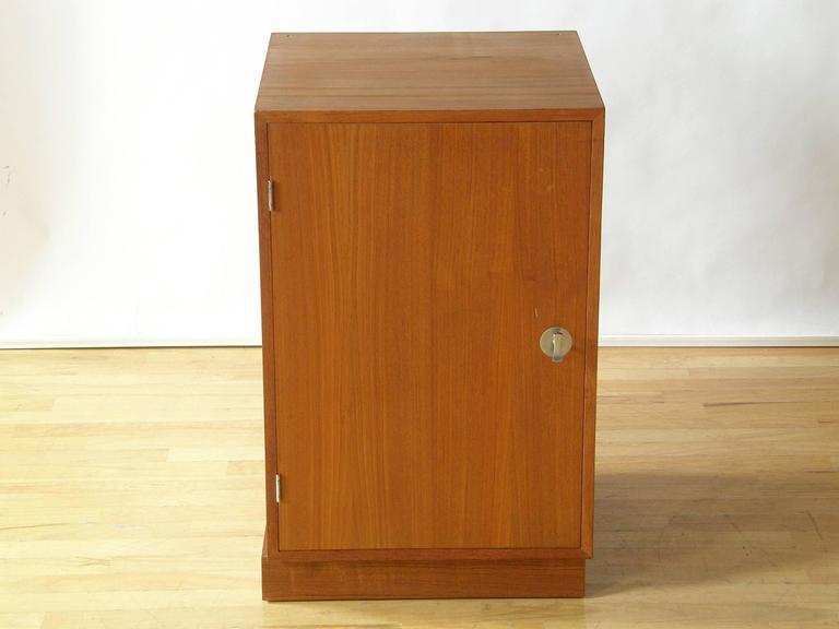 Finn Juhl Teak Cresco Cube Storage Cabinet for France and Sons 3