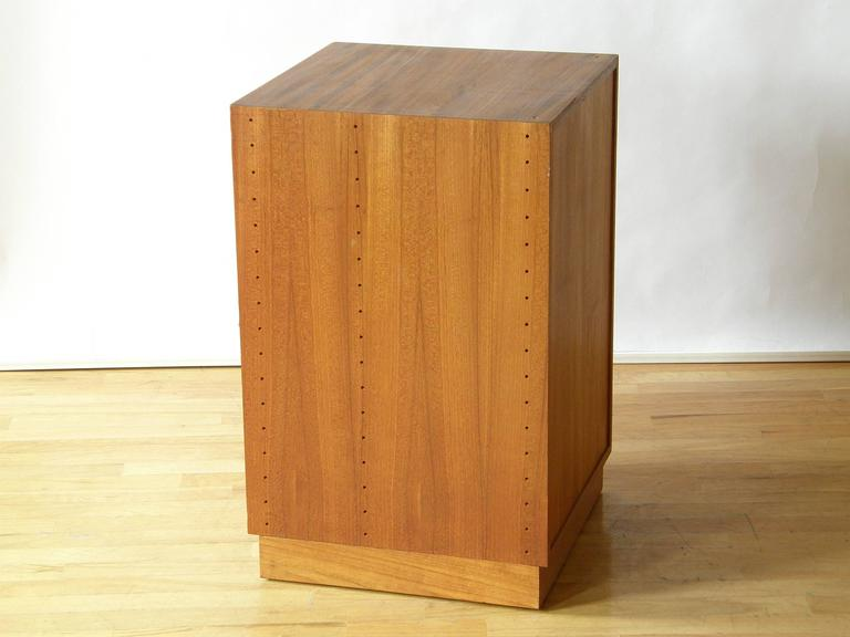 Finn Juhl Teak Cresco Cube Storage Cabinet for France and Sons 7