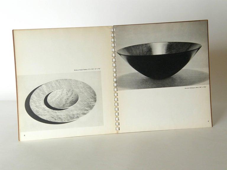 """Prestini's Art in Wood"" Book by Edgar Kaufmann Jr For Sale 1"