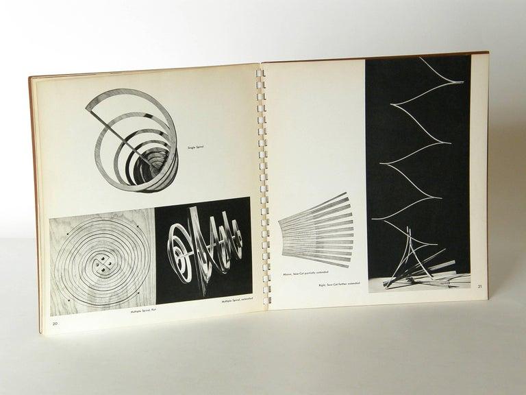 """Prestini's Art in Wood"" Book by Edgar Kaufmann Jr For Sale 3"