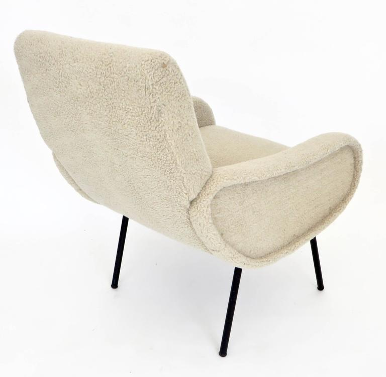 Baby Zanuso Chair by Marco Zanuso for Arflex In Excellent Condition For Sale In Chicago, IL