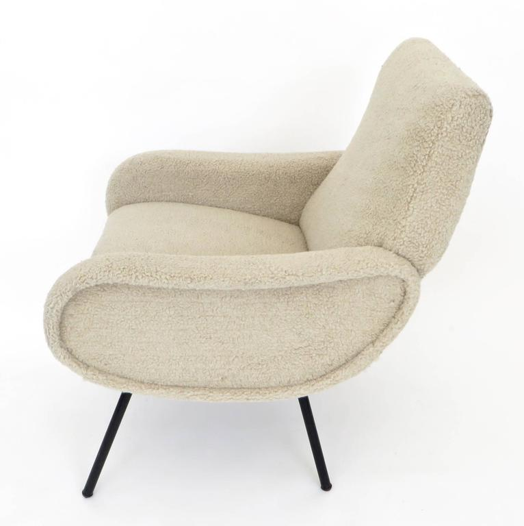 Baby Zanuso Chair by Marco Zanuso for Arflex For Sale 2