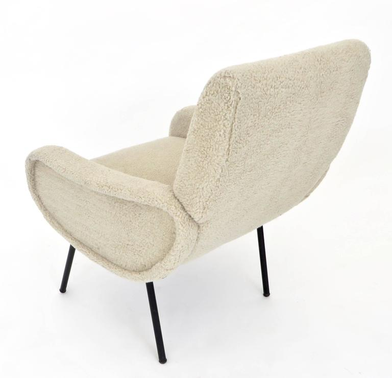 Baby Zanuso Chair by Marco Zanuso for Arflex For Sale 1
