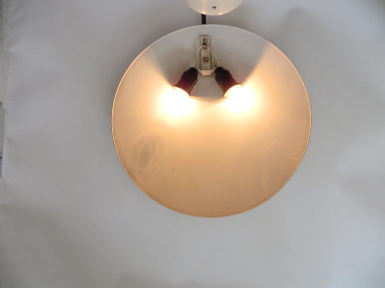 Stilnovo Italian Light Sconce by Bruno Gatta Model 232 For Sale 7