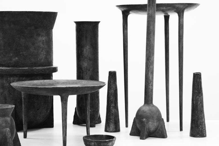 Rick Owens Cast Bronze Evase Vase For Sale 2