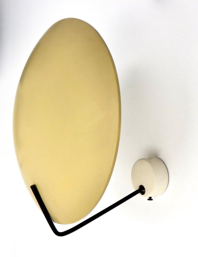 Stilnovo Italian Light Sconce by Bruno Gatta Model 232 For Sale 8