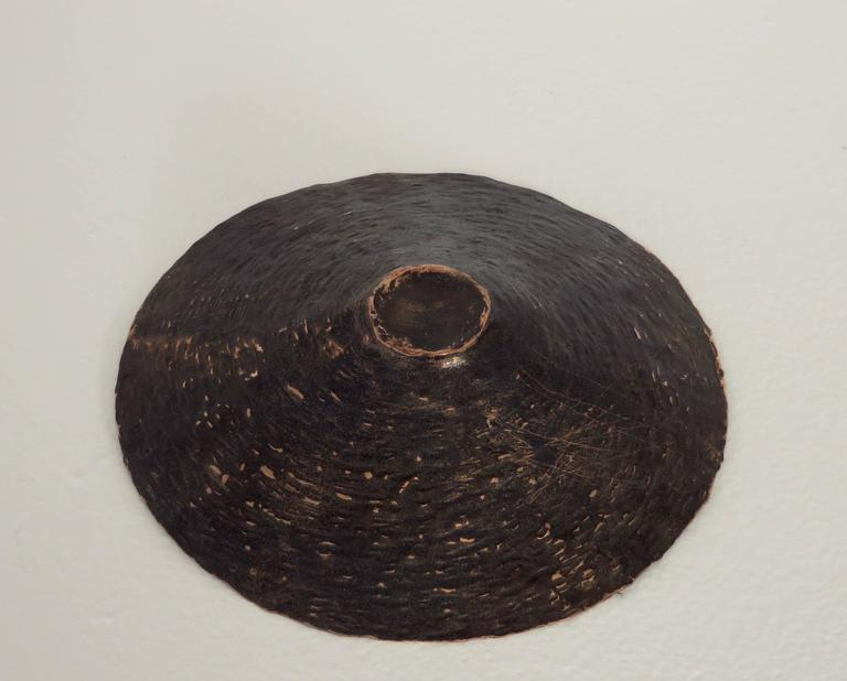 Hand-Hammered Contemporary Copper Bowl by Hvnter Gvtherer 3