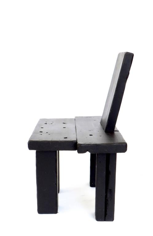 Contemporary Anthropological Collection Chair by Artist Hannah Vaughan, 2017 8