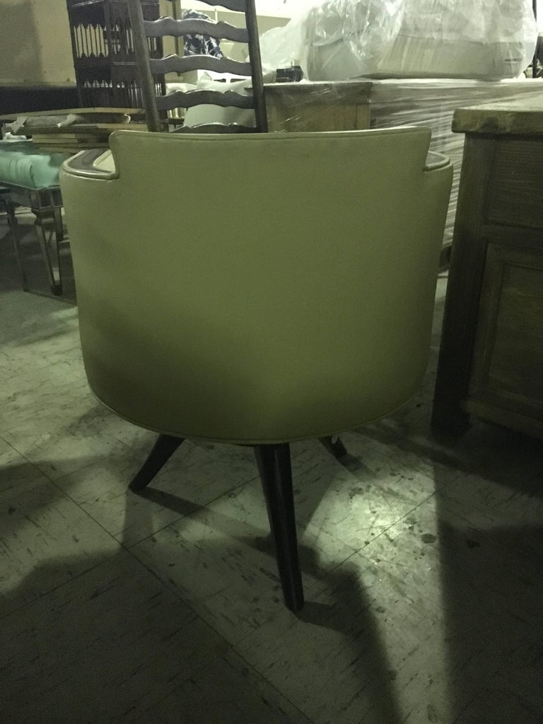 French Very Chic Art Deco Style Armchair or Desk Chair For Sale