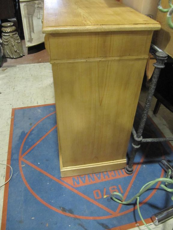 19th Century English Server, Dry Bar or Console Cabinet 3